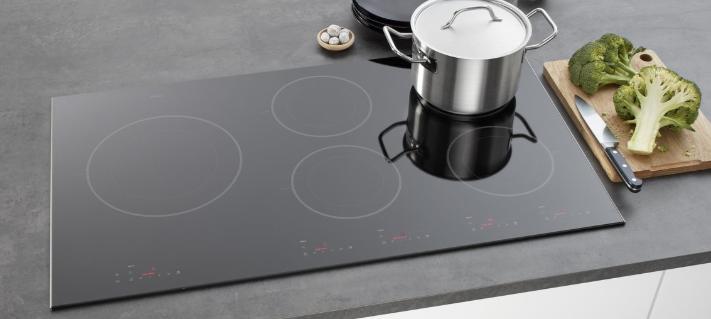 90 cm inductie kookplaat