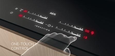 aeg touchcontrol