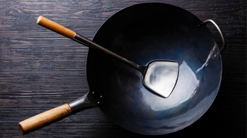 waarom inductie wokpan
