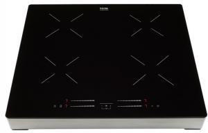 Vrijstaande inductie kookplaat ETNA KIV264RVS